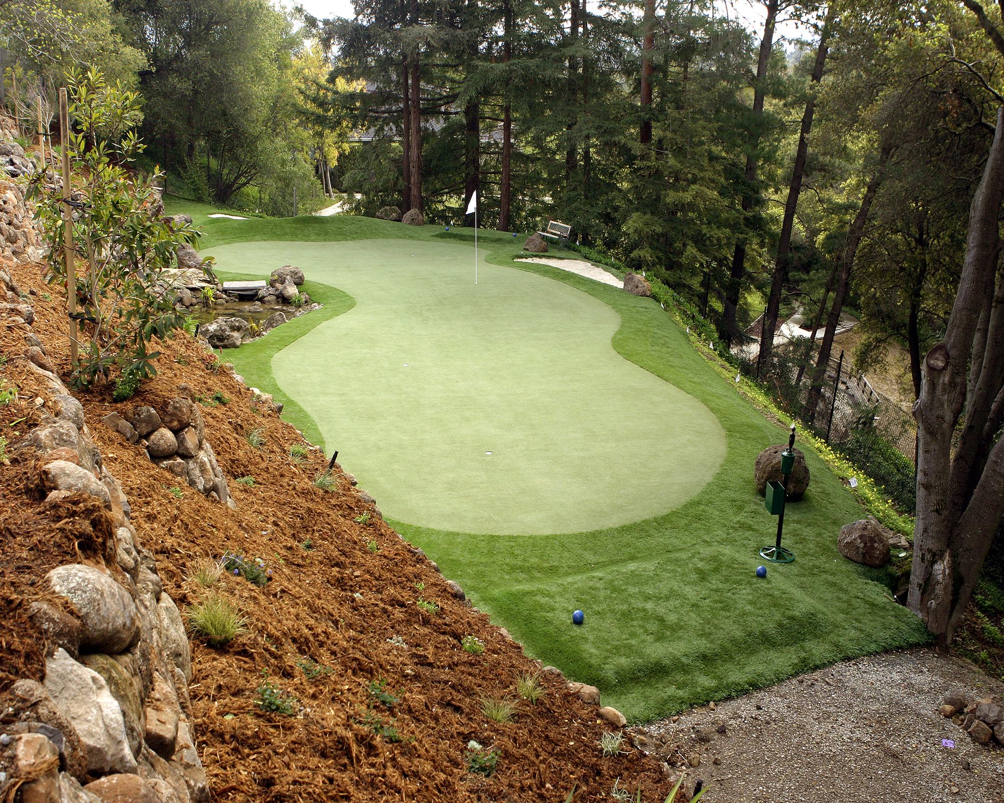 golf patios