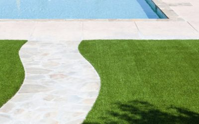 Artificial Turf in Modesto is Ideal to Surround Your Pool
