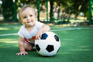 cute little child