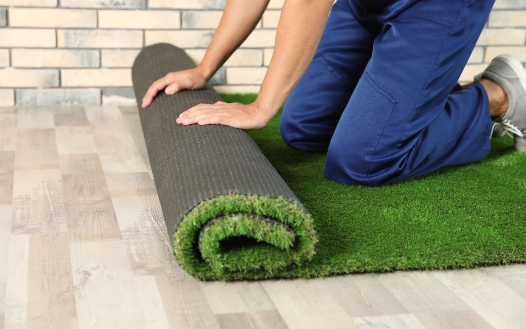 Upgrade Your Office with Artificial Grass Installation near Modesto, CA